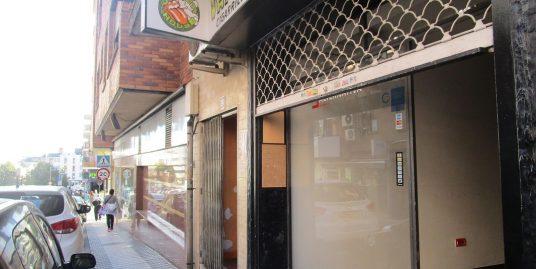 Alquiler de Local en C/Mieses 19. Majadahonda.