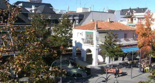 Alquiler de OFICINA en calle Gran Via, 13, Majadahonda. Madrid.