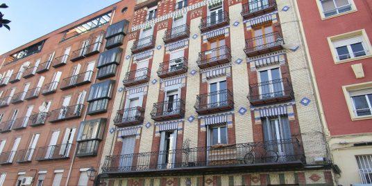 Piso en Alquiler Calle Calatrava, Madrid.
