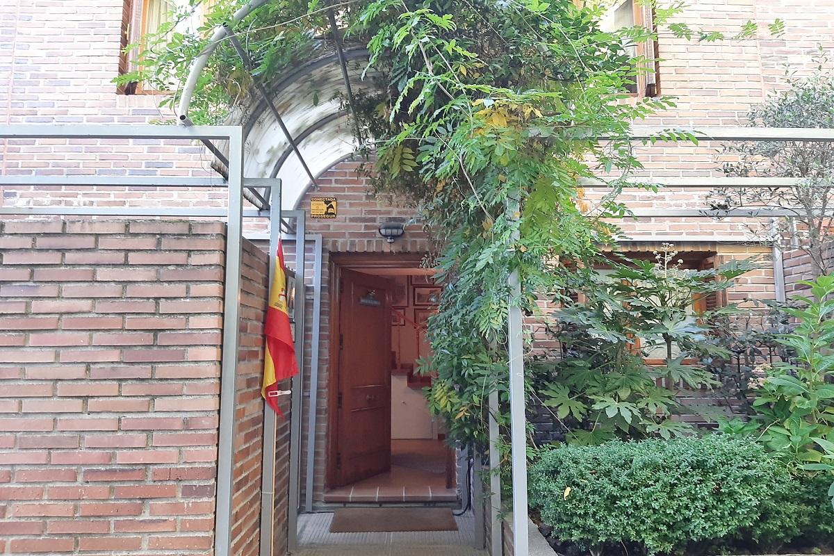 Casa / Chalet adosado en venta en avenida Constitución, 54, El Escorial